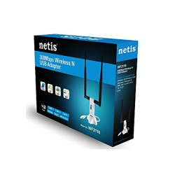 NETIS WF-2116  Wireless USB Adapter, 802.11n, 300Mbps